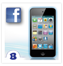 Bezeq - The facebook touch game