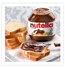 Nutella - Official Israeli website