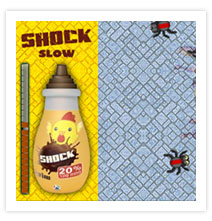 Shokko shock - Spider attack game