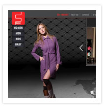 FOX fashion website